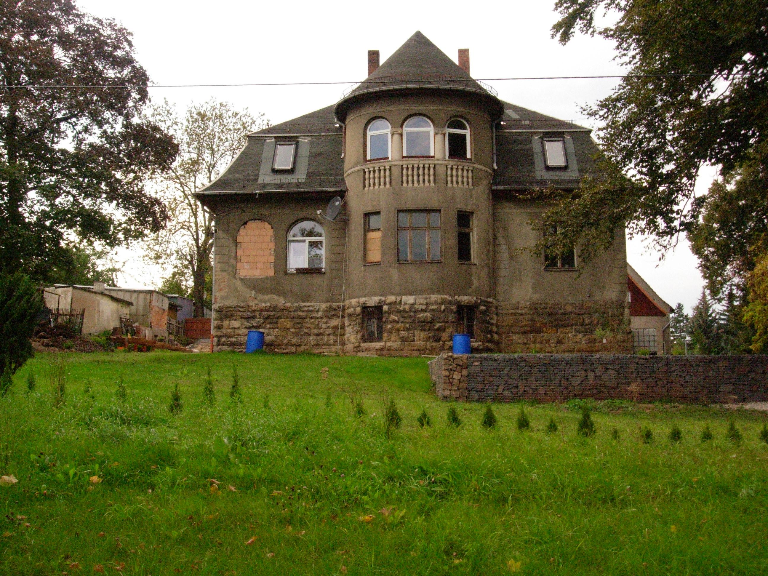 Bautagebuch sanierung einer jugendstilvilla - Garten jugendstil ...